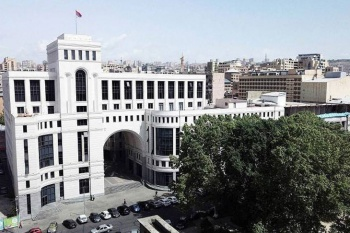 ՀՀ ԱԳՆ յայտարարութիւնը Ադրբեջանի ՊՆ կողմից Մեծամորի Հայկական ատոմային էլեկտրակայանի հրթիռակոծման վերաբերեալ սպառնալիքի առնչութեամբ