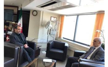 Իրանում ՀՀ դեսպանը առողջապահութեան նախարարի հետ քննարկել է բժշկական պարագաների ՀՀ առաքման հարցը