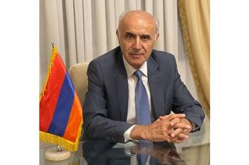 Արտաշէս Թումանեանը յետ է կանչւել Իրանում Հայաստանի դեսպանի պաշտօնից