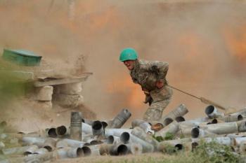 Հայկական զինւած ուժերի հրթիռահրետանային դիպուկ կրակով ադրբեջանական ստորաբաժանումները խոցւել են