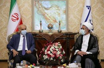 Դեսպան Թումանեանն Իրանի խորհրդարանի յանձնաժողովի նախագահի հետ քննարկել է փոխգործակցութեան հարցեր