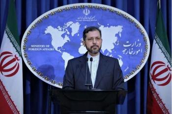 ԻԻՀ ԱԳՆ մամուլի խօսնակ Սայիդ Խաթիբզադէի կոչը Հայաստանի եւ Ադրբեջանի միջեւ բախումները դադարեցնելու վերաբերեալ