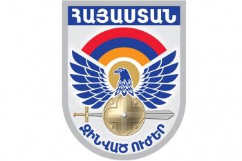 Հայկական ստորաբաժանումները կանխել են հակառակորդի դիւերսիոն ներթափանցման փորձը