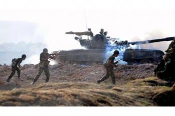 Ադրբեջանը հրետակոծել է Հայաստանի՝ Իրանի հետ հատման կէտի հայկական սահմանապահ ուղեկալի դիրքերը․ ՀՀ ՊՆ