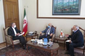 ԻԻՀ-ում ՀՀ արտակարգ եւ լիազօր դեսպանը հանդիպեց ԻԻՀ ԱԳՆ տնտեսական դիւանագիտութեան հարցերով նախարարի տեղակալին